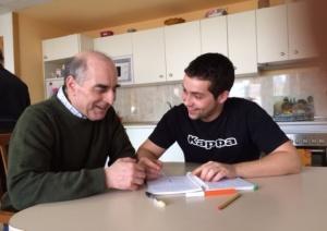 El residente, junto con la familia y el equipo técnico, elabora SU proyecto de vida