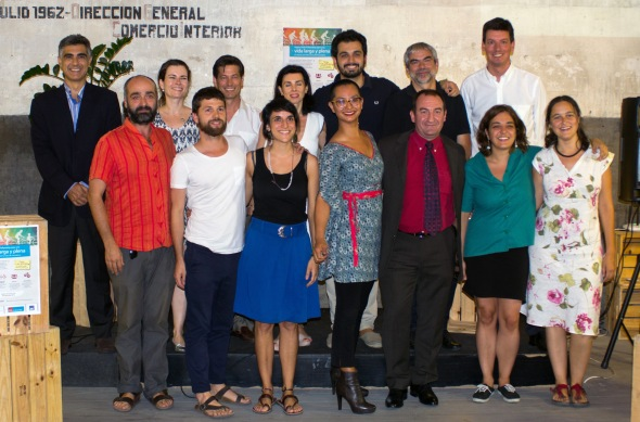 Finalistas de Impact Hub Fellowship Madrid