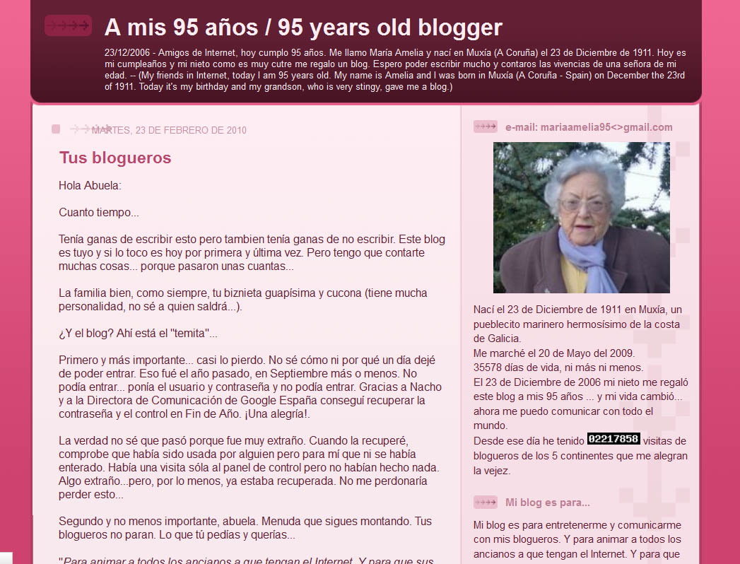 La adopci�n y el uso de la tecnolog�a por los mayores