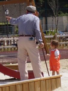 abuelo-niña