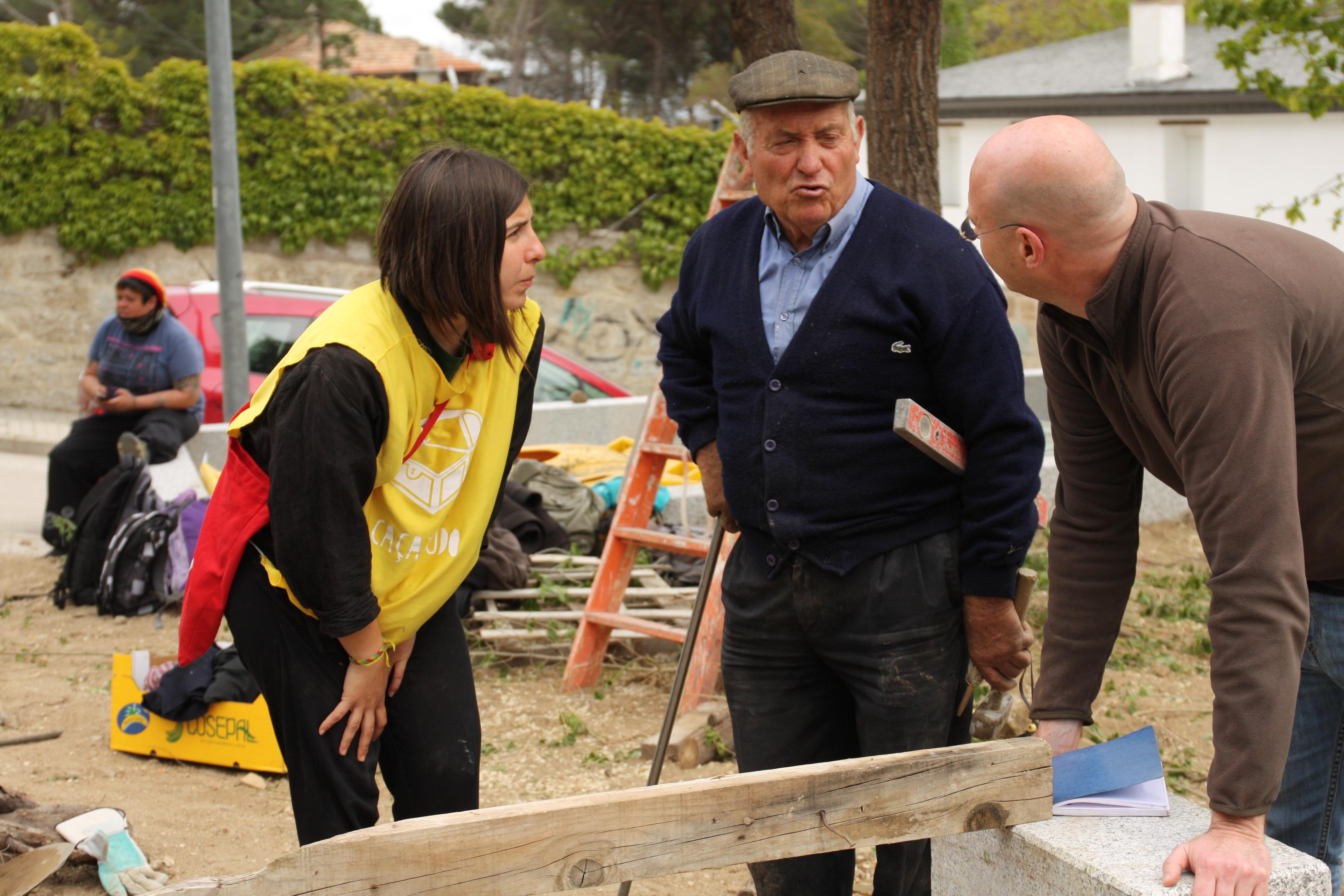 Construyendo Oasis tras la jubilaci�n. Personas mayores como protagonistas del cambio social