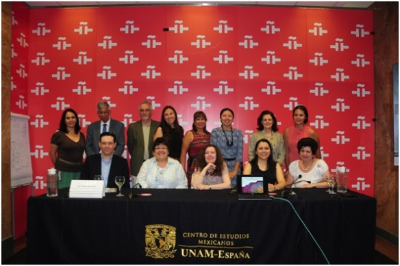 reunión Instituto Cervantes junio 2016